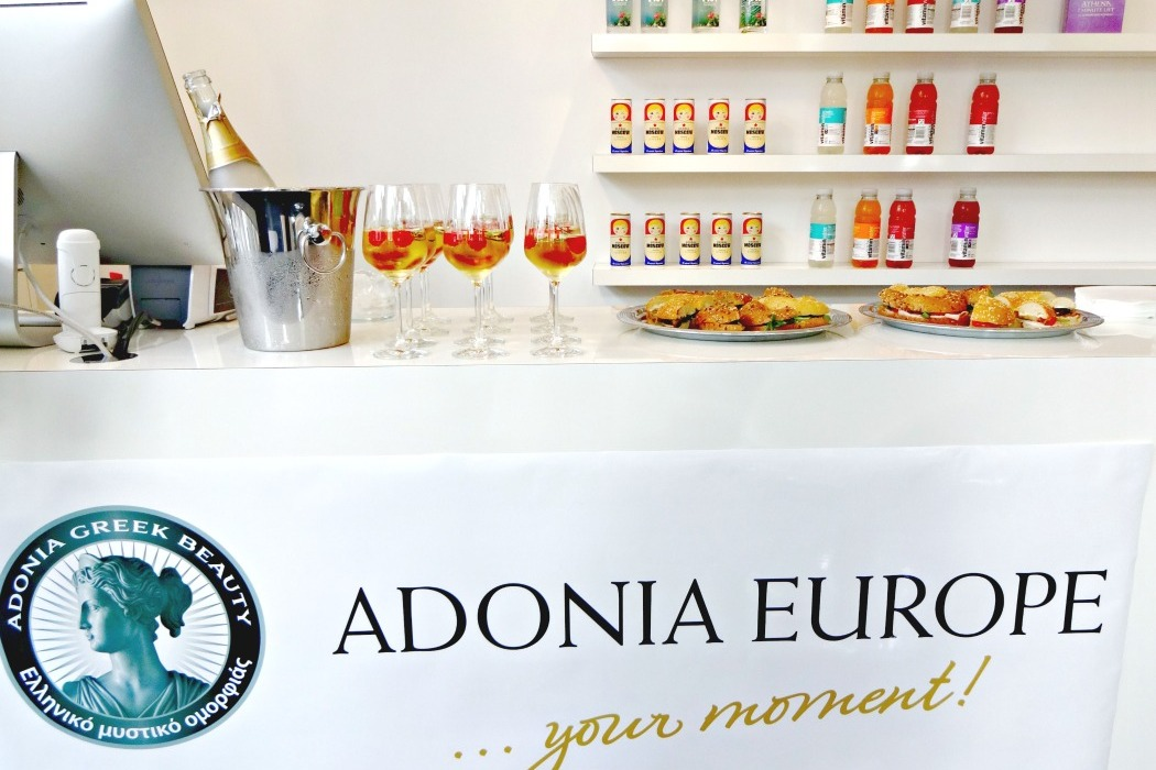 Adonia Germany Blogger Event