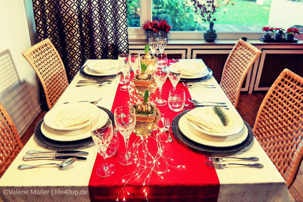 die besten tipps f r eine festliche weihnachtstafel sowie. Black Bedroom Furniture Sets. Home Design Ideas
