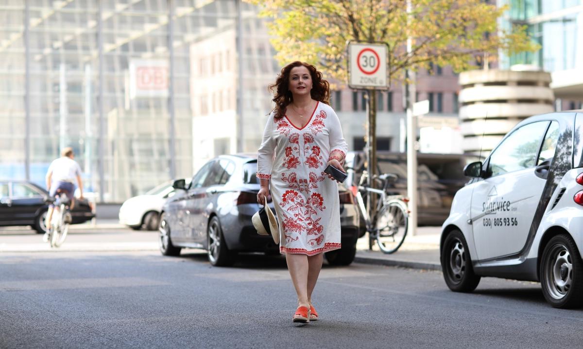 Sommerliches Kleid Im U50 Boho Style Fur Mehr Vielfalt In Der Mode